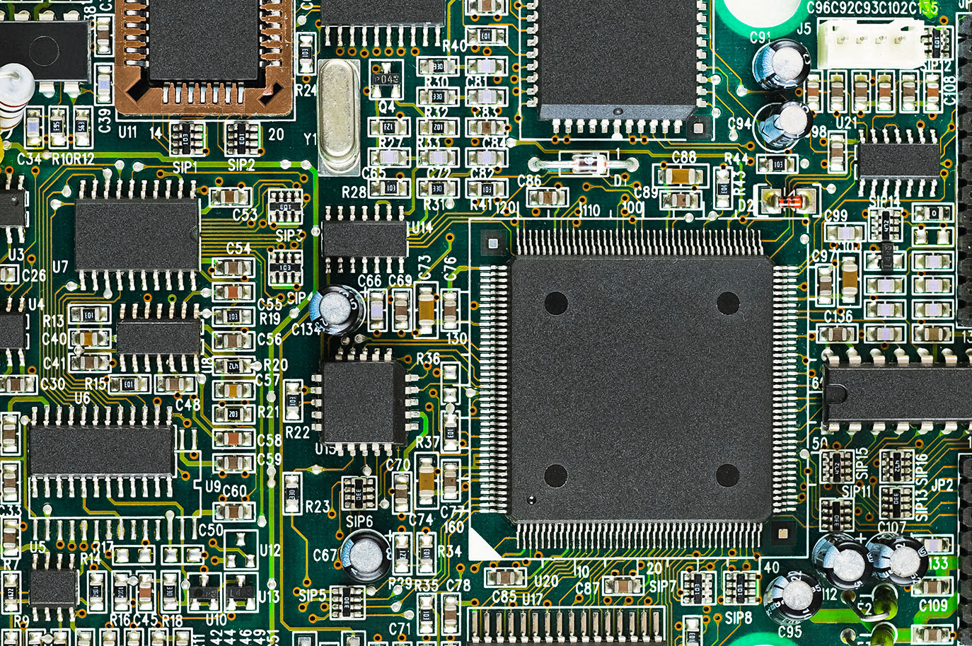 Assembly of a PCB for a Medical Respiratory Application